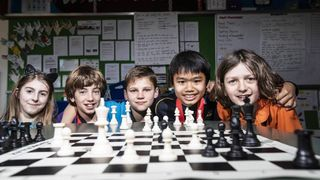 Chess success puts Nelson school in its first national competition