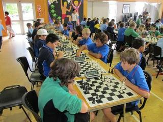 Riverhead may be home to a group of Chess prodigies