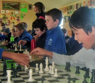 Norwest News - Chess kids learn Skills