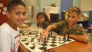 Principal says chess is the right move for Avalon School