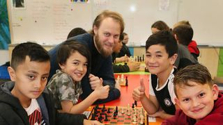 Hora Hora Primary School chess club numbers double after students win