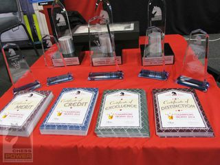 Certificates & Trophies for all!