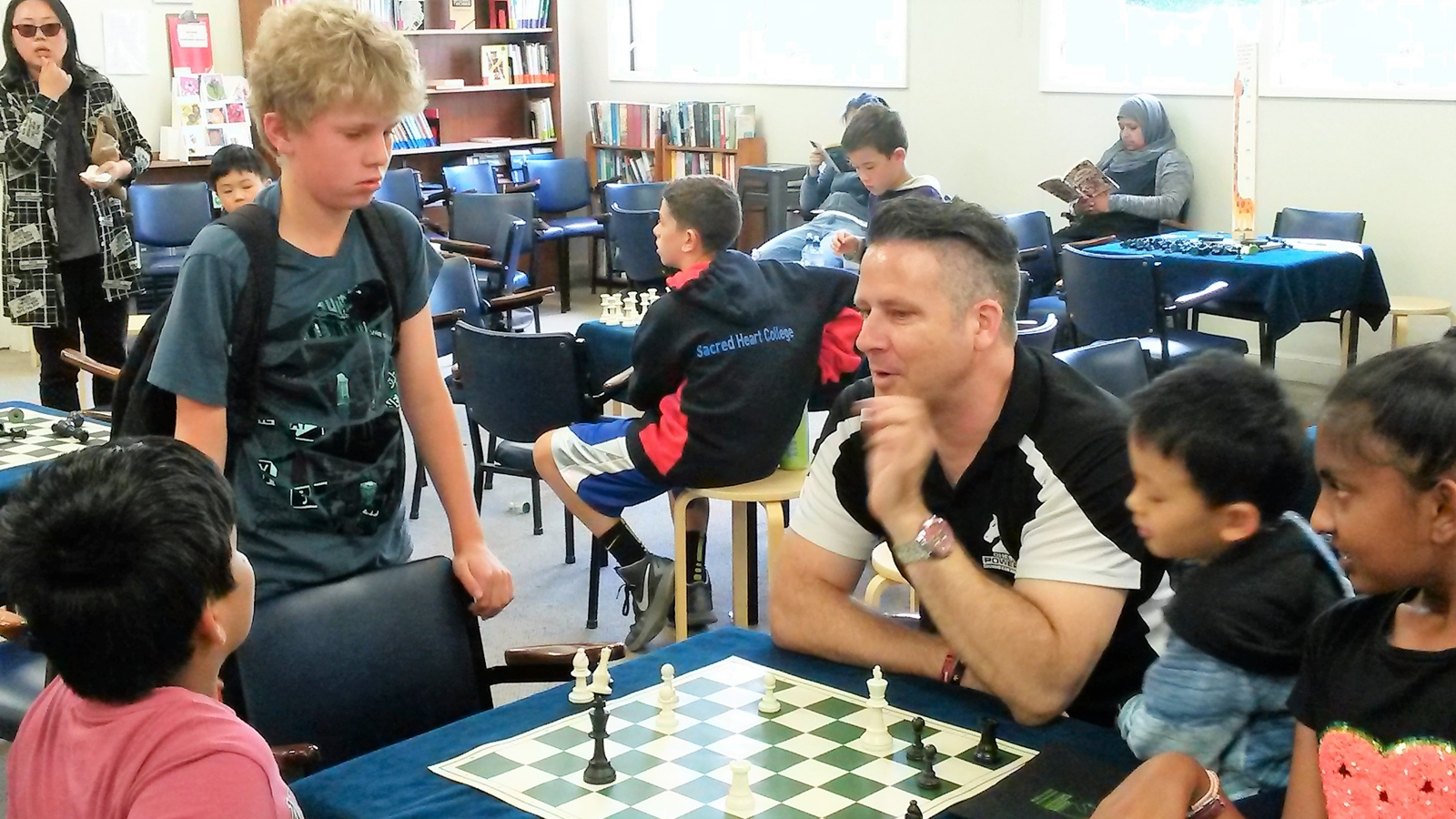 Chess Power Coaching Programmes