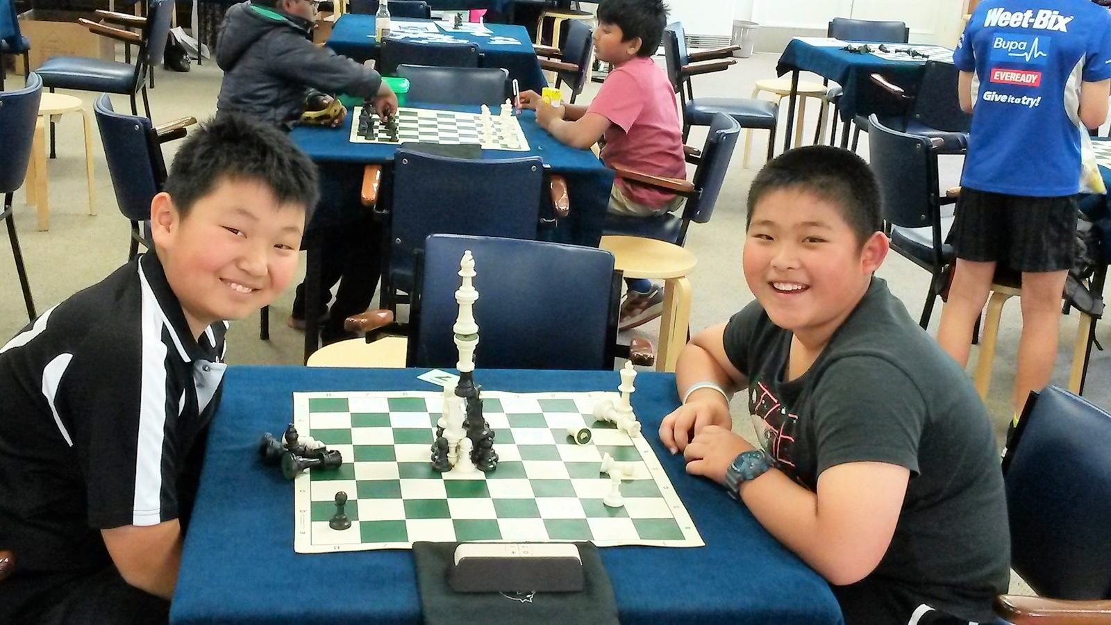 Chess Power tournaments
