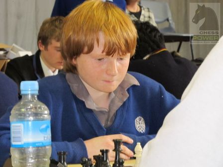 Timothy Rains - 2nd place Senior Division - Chess Power National Finals 2011