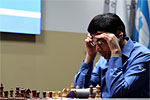 World Championship G8 – Anand strikes back, wins in 17 moves!