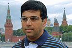 Anand on the World Championship in Moscow (Part 1)