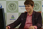Tal Memorial R9 – Aronian, Carlsen tie for first; Carlsen wins on tiebreak