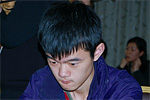 2012 Chinese Championship – Ding Liren completes hat trick