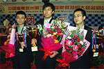 The third Danzhou tournament – Bu Xiangzhi takes gold