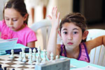 Turkish Rapid Chess Championship in Datca
