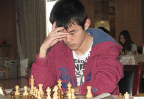 Ding Liren wins second Chinese title