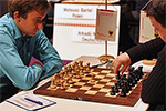 Dortmund Rd5 – Karjakin joins Kramnik and Ponomariov for lead