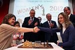 European Women's Championships start in Gaziantep, Turkey