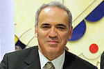 Gary Kasparov in Brazil – The new man in charge