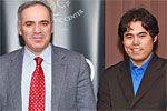 Now it's official: Kasparov is training Nakamura