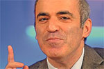 Kasparov in Estonia – interview with Postimees