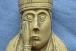 The Lewis Chessmen: Lillören's final remark