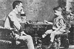 Chess prodigies and mini-grandmasters revisited