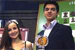 54th Reggio Emilia: The stars align for Anish Giri as he takes first!