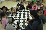 A journey to the world of chess in Rishon Lezion
