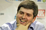 Kavalek in Huffington: Peter Svidler All the Way