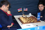 Wijk aan Zee: Aronian off to a 2.0/2 start, Caruana beats Karjakin