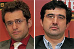 Aronian-Kramnik: a diamond-studded encounter