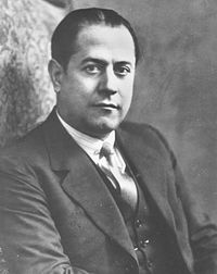 José Raúl Capablanca (19 November 1888 – 8 March 1942)