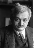 Emanuel Lasker (December 24, 1868 – January 11, 1941)