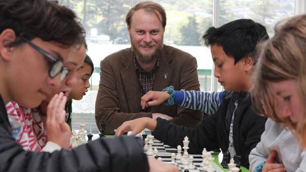 Whangārei's Hora Hora Primary School off to Christchurch chess champs