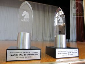 National Finals Trophies