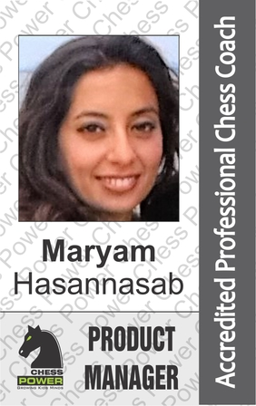 Maryam Hasannasab - Product Manager