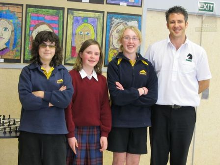 Term 2 2011 Interschools Chess Tournament Results - Timaru Zone
