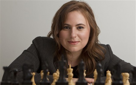 Judit Polar - World Champion of Chess