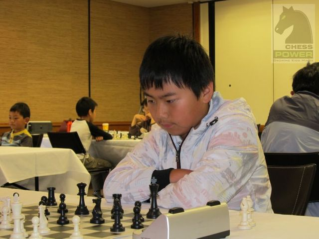 MC Cup Finals 2011, Johnson Chen