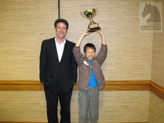 Overall Winner MC Cup Finals 2011 - William Zhang