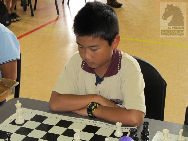 Martin Zhu (Needs confirmation), Milford Primary