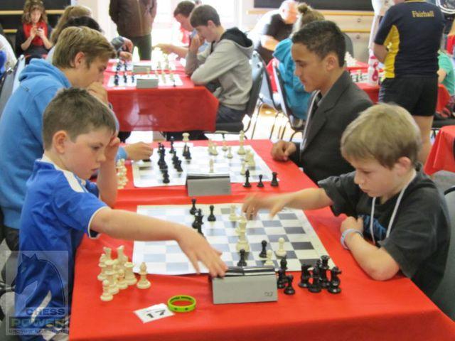 Power Chess - Euan McDougall vs Findlay Lister